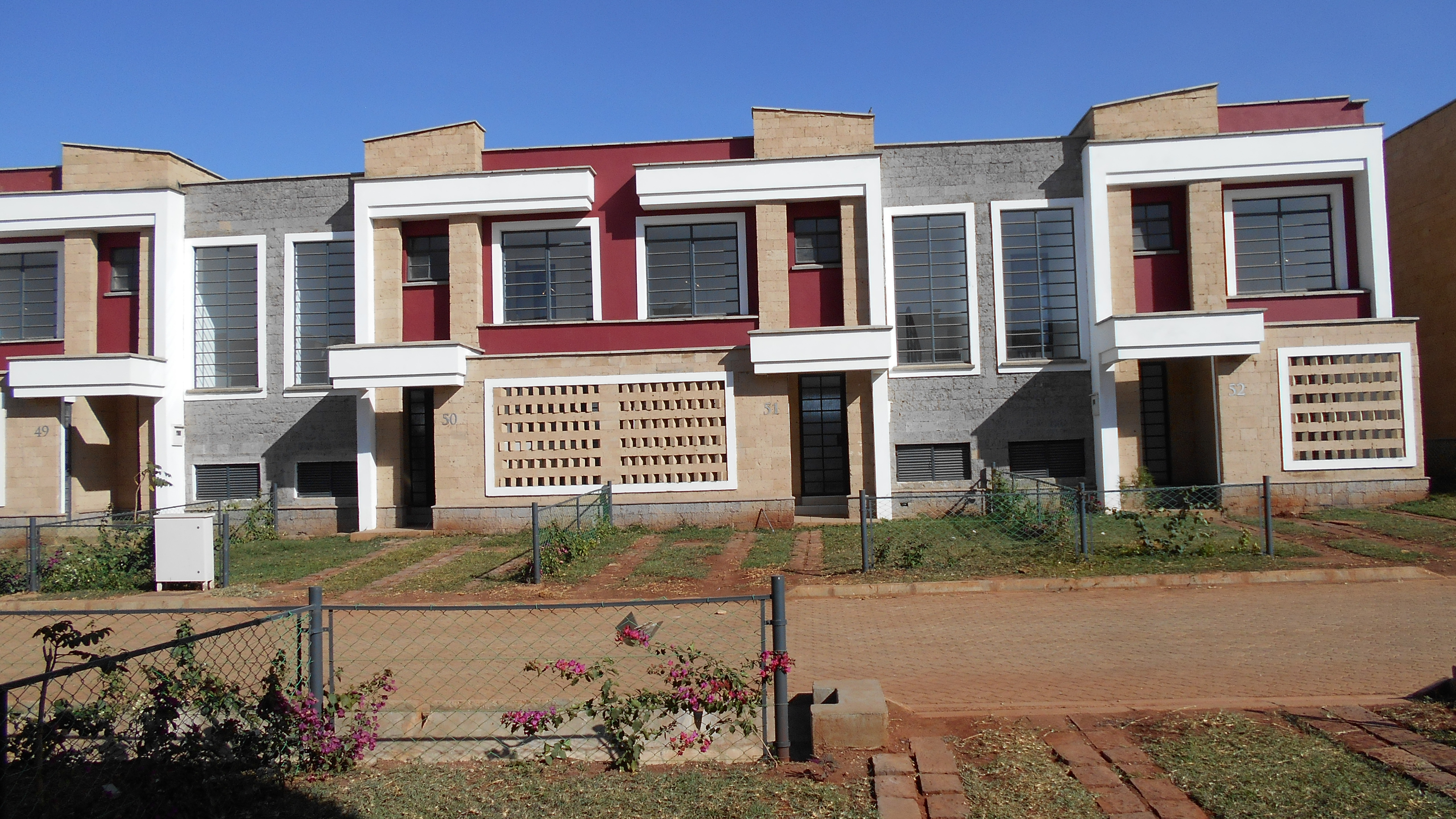 Incredible 3 Bed Massionettes For Sale In Kitengela Signature Africa Home Interior And Landscaping Ologienasavecom