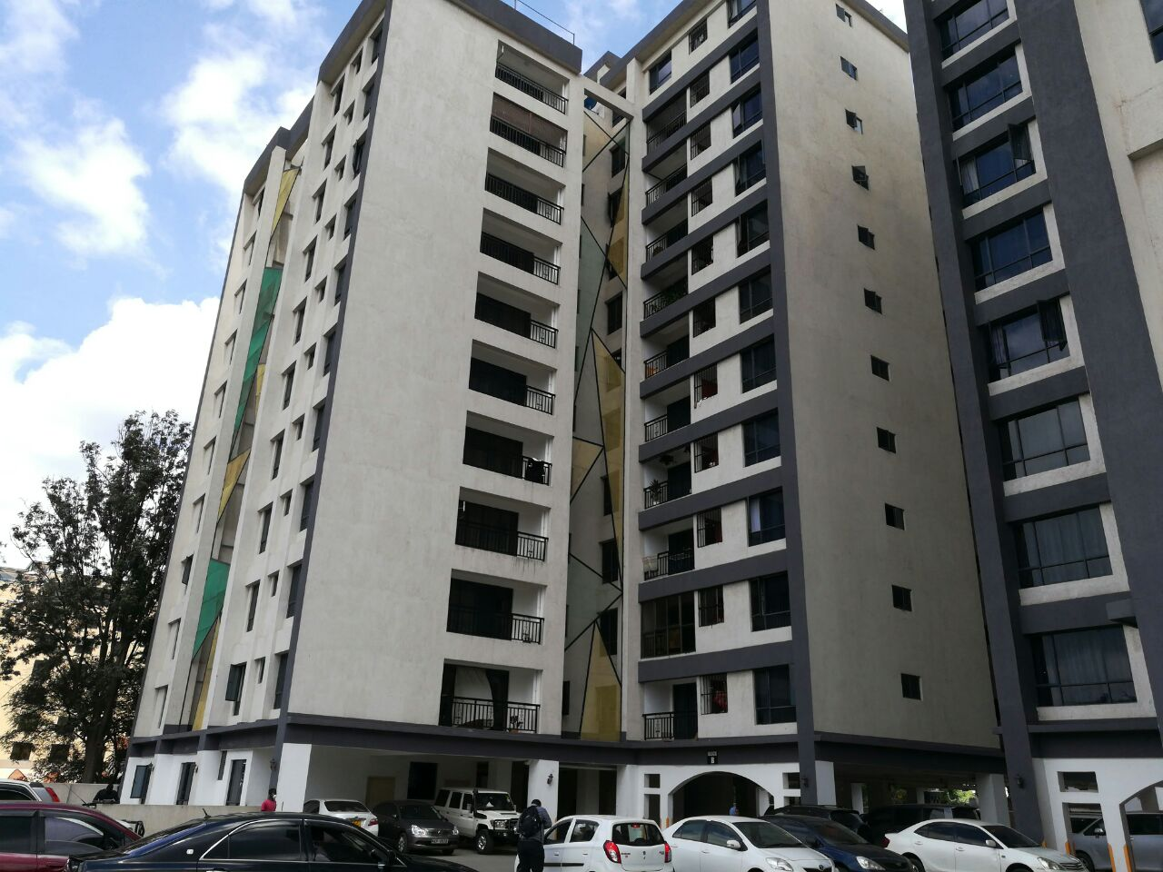 Spacious 3 Bedrooms Apartment For Sale at Mpuuga Gardens, Kilimani .