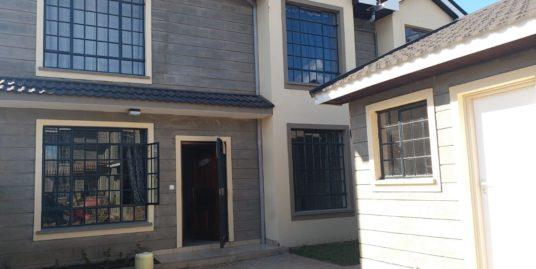 4 Bedroom Town Houses For Sale at Kingston Park, Ruiru