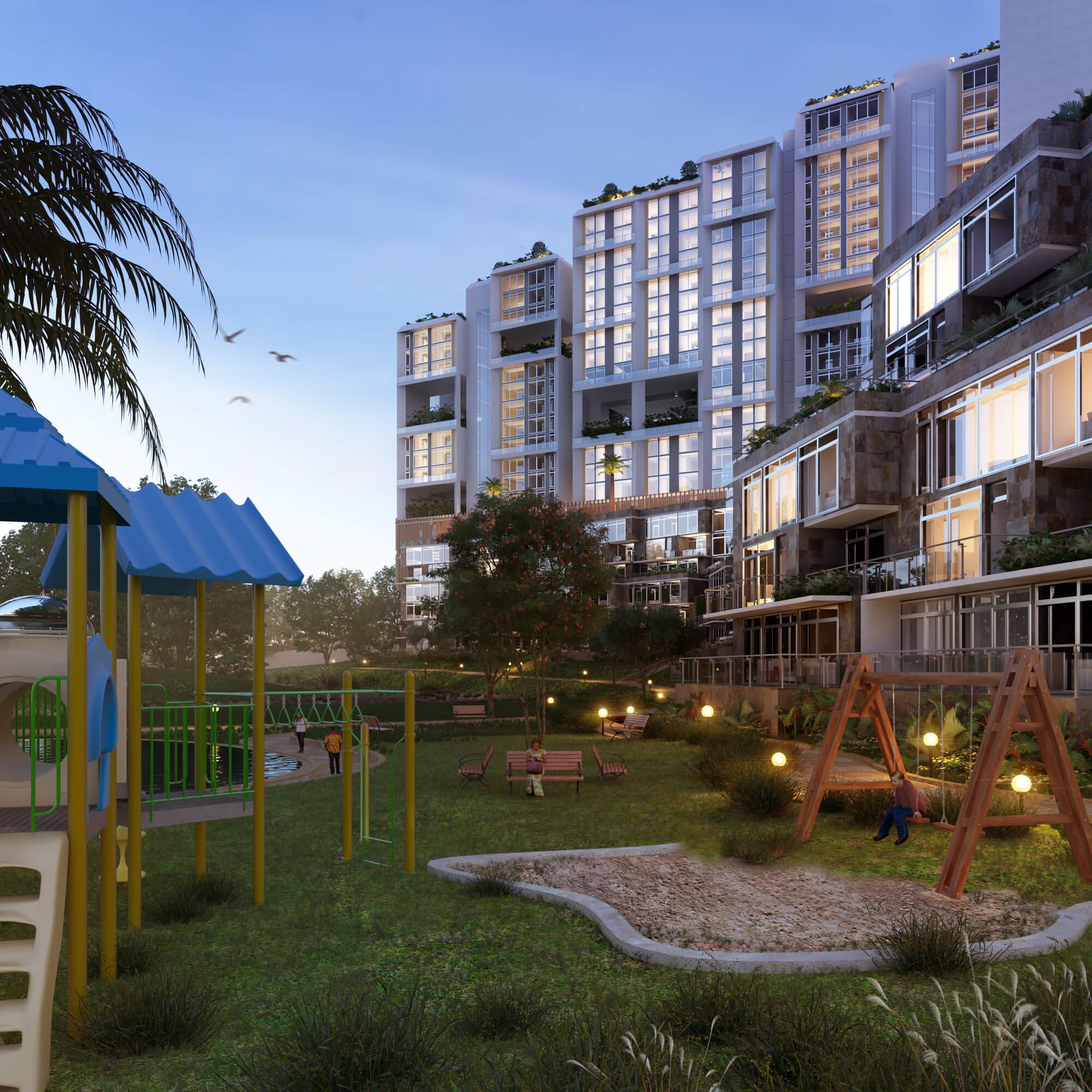 Cascadia Apartments For Sale, Runda