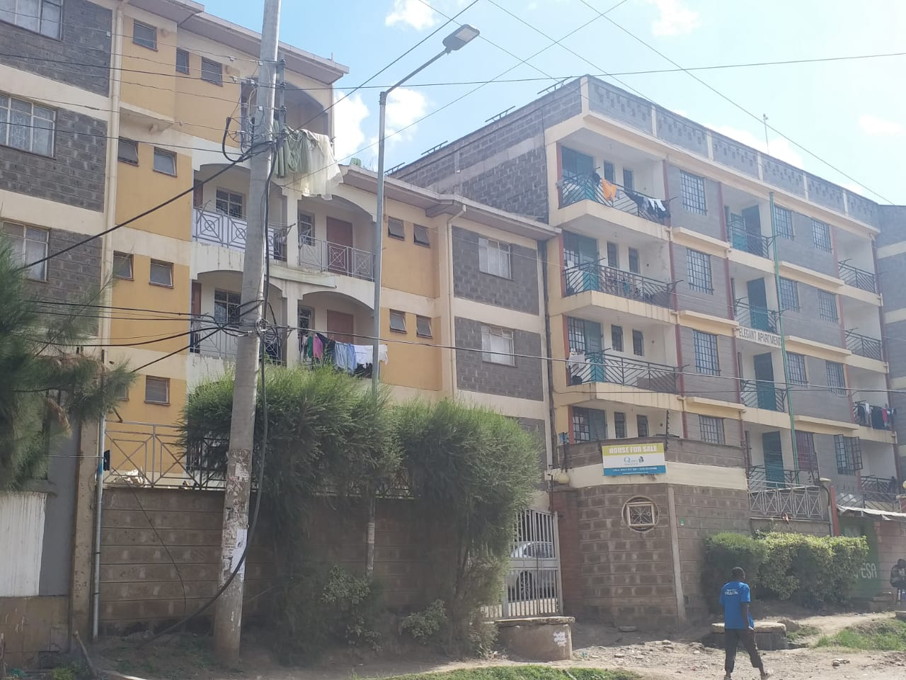 2 Bedroom Apartments for Sale at Kenwood, Imara Daima.