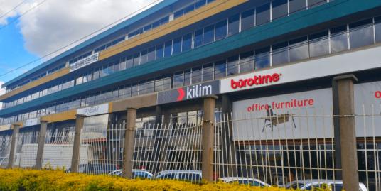 Commercial Building along Mombasa Road, Nairobi.