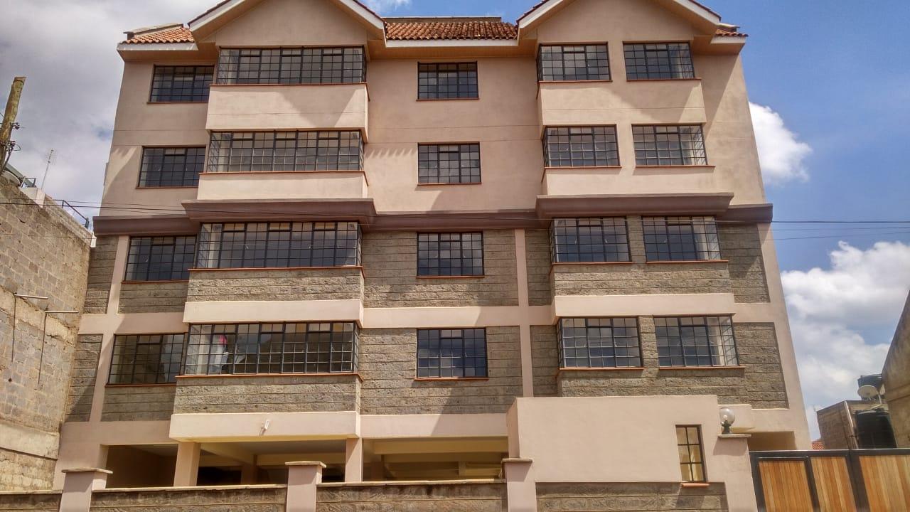 3 Bedroom Master En suite to let in Sunvalley , Langata