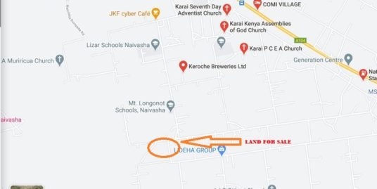 Property for sale in Naivasha